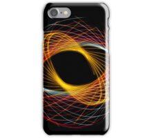 Multicoloured Light iPhone Case/Skin