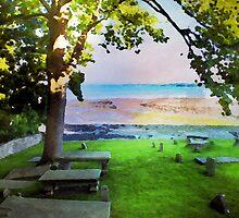 Kirkyard View by GraemeHeddle