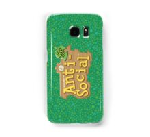Animal Crossing Anti-Social Samsung Galaxy Case/Skin