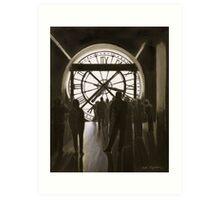 Musée d'Orsay Art Print