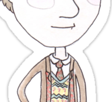 Doctor Who - Rrrrrrock and Rrrrrrroll Sticker
