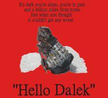 Hello Dalek One Piece - Long Sleeve