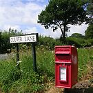The Post Box by lezvee