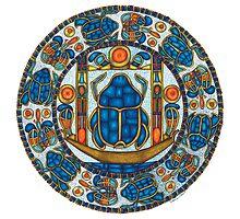 Resurrection Mandala by TheMandalaLady