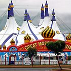 Big Top Moscow Circus by V1mage