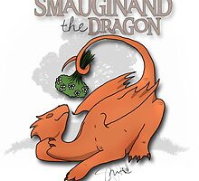 Smauginand the Dragon by sebabybaby
