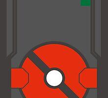 Pokemon Black and White Pokedex by ravefirell