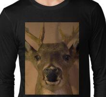 Buck Bust  Long Sleeve T-Shirt