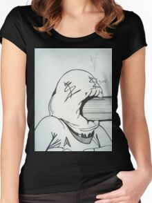 M>A>R>S Women's Fitted Scoop T-Shirt