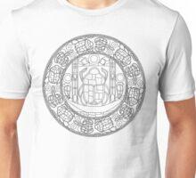 Resurrection Mandala - Color-Your-Own Clothing Unisex T-Shirt
