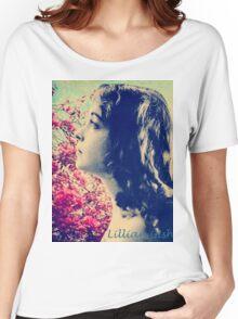 Lillian of Broken Blossoms Women's Relaxed Fit T-Shirt