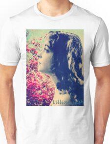 Lillian of Broken Blossoms Unisex T-Shirt