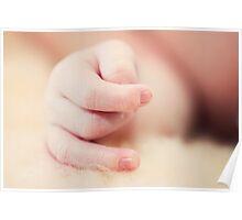 Tiny Fingernails Poster