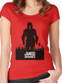 Unchained Women's Fitted Scoop T-Shirt