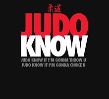 Judo Know T-Shirt