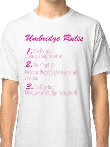 Rules Classic T-Shirt