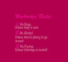 Rules by Jboo88