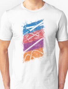 Ninja Weapons of Choice Unisex T-Shirt