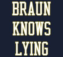 Braun Knows Lying Current Colors by MikeChase27
