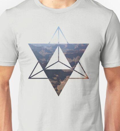 desert Merkaba Unisex T-Shirt