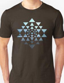 Sri Yantra OceanView T-Shirt