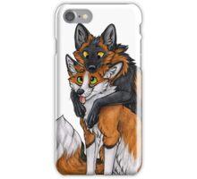 Fox Friends iPhone Case/Skin