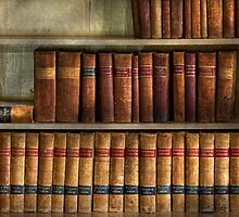 Lawyer - Books - Law books  by Mike  Savad