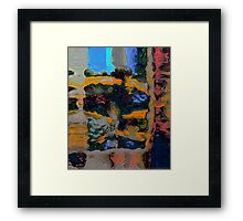 Inverse Reality Framed Print