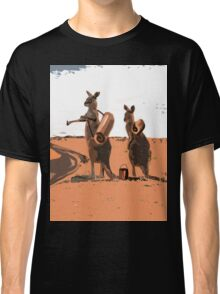 AUSSIE BACKPACKERS Classic T-Shirt