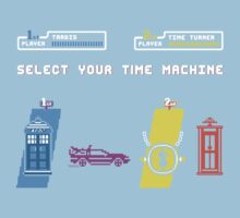 Select Your Time Machine V2 Kids Clothes