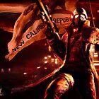 Ranger Veteran (Fallout New Vegas) by DarkTempestII