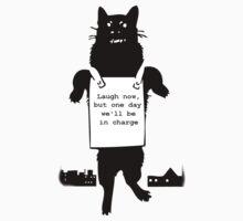 Monster Cat Kids Clothes
