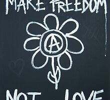 Make freedom  by Bela-Manson