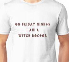 Class shirt- Witch Doctor Unisex T-Shirt