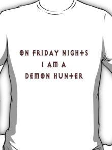 Class shirt- Demon Hunter T-Shirt