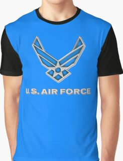 Air Force Graphic T-Shirt
