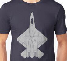 Northrop YF-23 Black Widow II Unisex T-Shirt