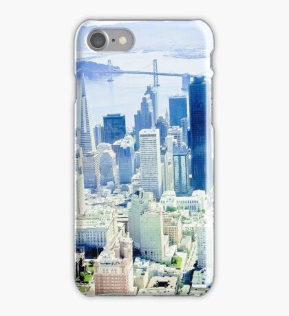 Urban Dimensions SF iPhone Case/Skin
