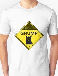 Grumpy Cat Warning T-Shirt