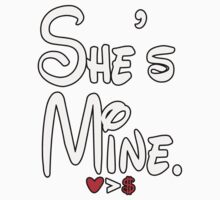 She's Mine by daleos