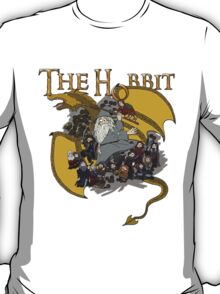The Hobbit Illustration T-Shirt