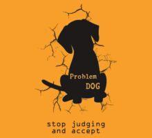 Problem Dog by omgkatkat
