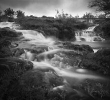 Waterfall by Rahul Kinikar