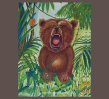 Roaring Teddy Kids Clothes