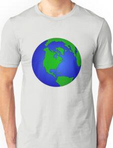 Globe Unisex T-Shirt