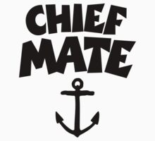 Chief Mate Anchor by theshirtshops