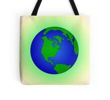 Globe Tote Bag
