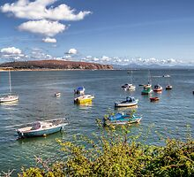 Abersoch, North Wales by George Standen