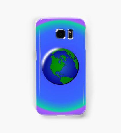 Globe Samsung Galaxy Case/Skin