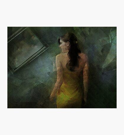 Conversance Conceptual Portrait Photographic Print